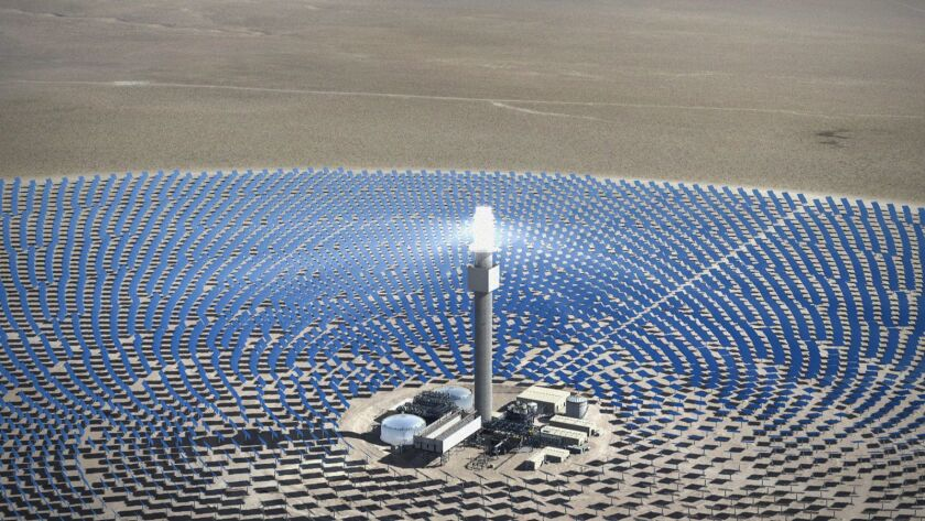John Gerrard, Solar Reserve (Tonopah, Nevada) 2014 was commissioned by the Lincoln Center in associa
