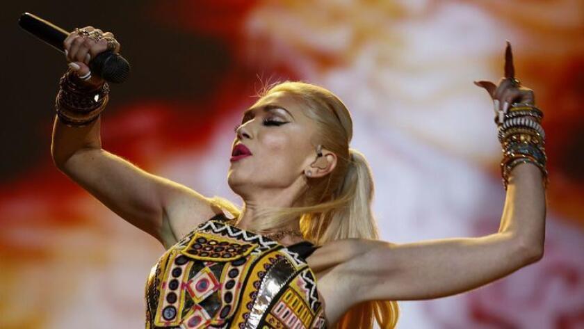 Gwen Stefani will sing at Embarcadero Marina Park South. (Hayne Palmour IV)