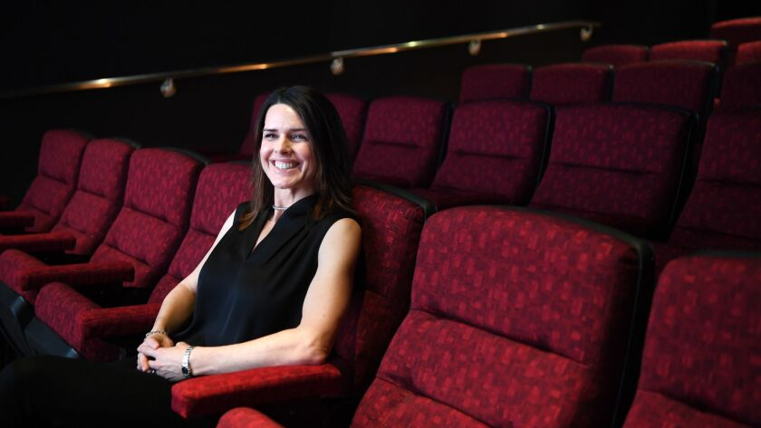 Kelly McMahon is the new head of the MPAA's often controversial ratings board.