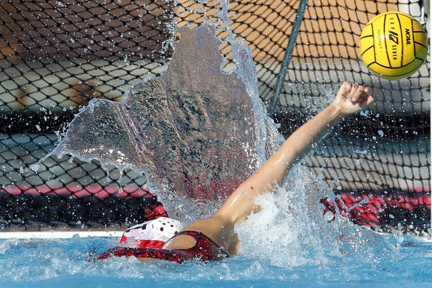 Girls water polo championships in four divisions will be decided starting at 12:15 p.m. Saturday at La Jolla High.