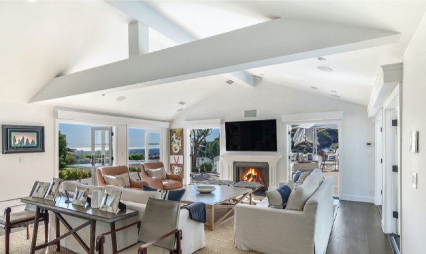 Doc Rivers' Hollywood Hills home