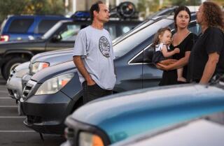 Homeless living in cars find safe havens