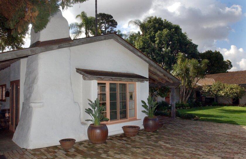Rancho Buena Vista Adobe.