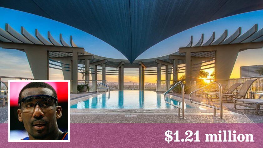 Hot Property: Amare Stoudemire