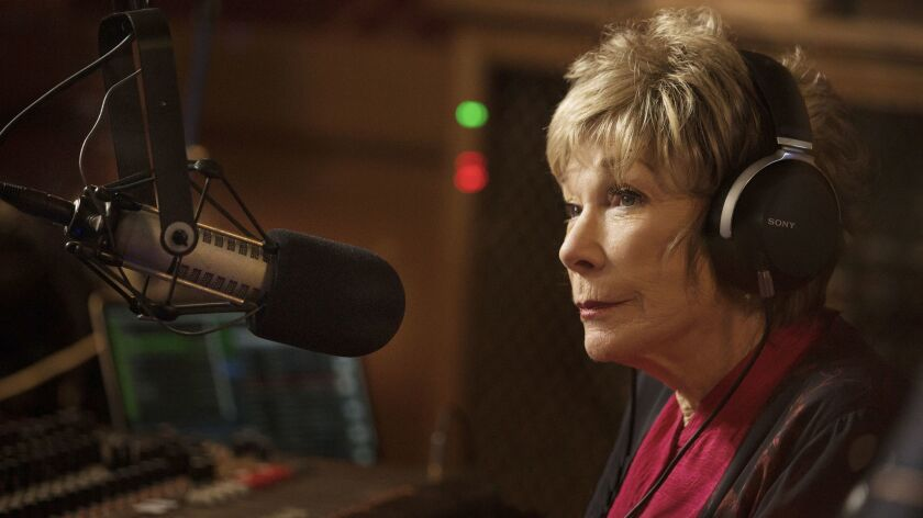 """Shirley MacLaine in a scene from """"The Last Word."""""""
