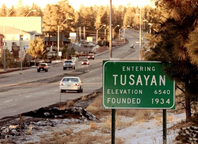 Development near Grand Canyon rejected