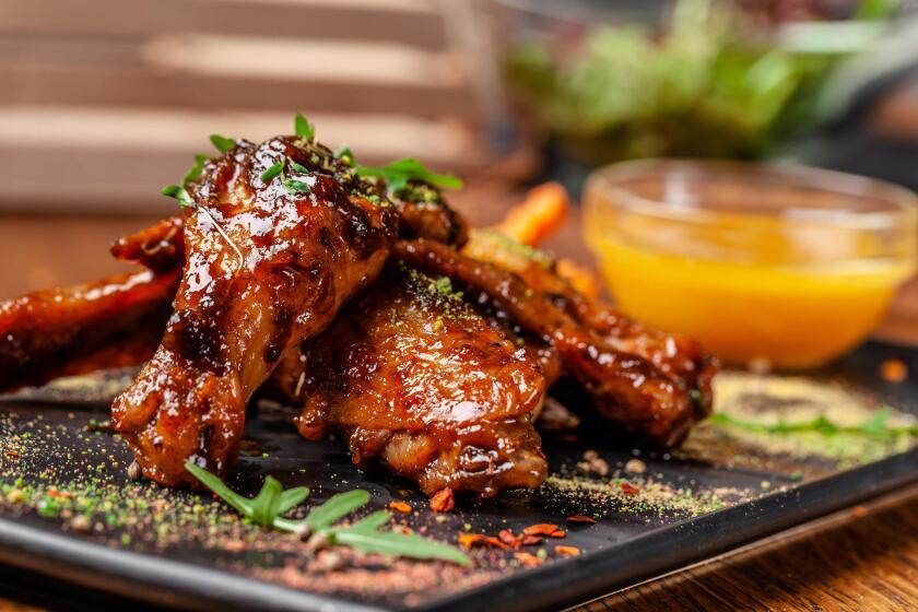 'Lord of the Wings' Fundraiser: Who will win the title for best chicken wings in PB? You can help decide! Head to Maverick's at the Beach, 1-5 p.m. Saturday, Aug. 17, 860 Garnet Ave., for Discover PB's contest event. A $25 ticket (buy online at pacificbeach.org) includes entry, one drink, and chicken wing samples from SD TapRoom, PB Shore Club, Bub's at the Beach, Tavern at the Beach, The Local, Mavericks, Moonshine Beach, SandBox Pizza & Pints and The Duck Dive. Tickets $30 day of.
