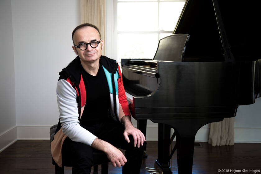 Le Salon de Musiques founder Francois Chouchan said chamber music is intended for small venues.