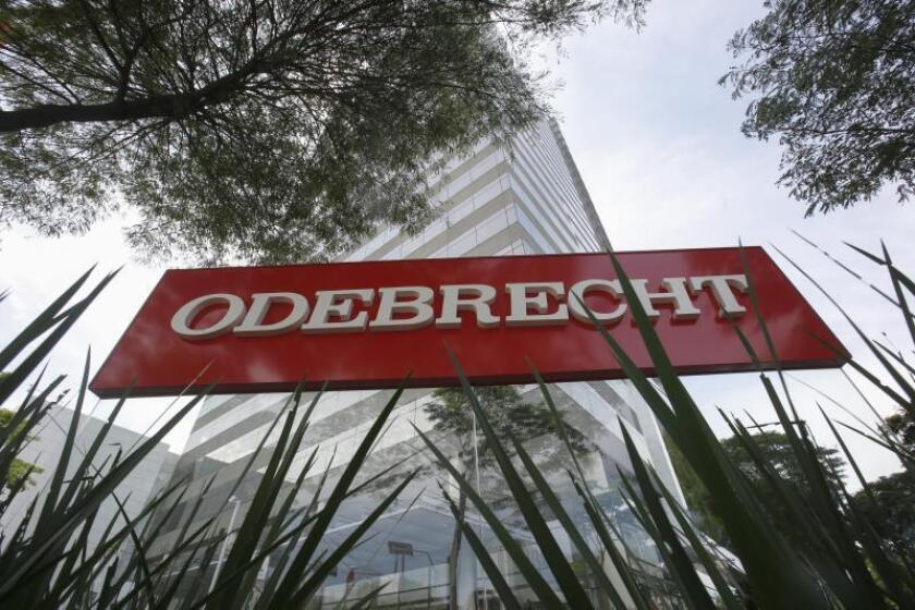 Odebrecht pagará 50 millones de dólares por ilícitos en proyectos del BID