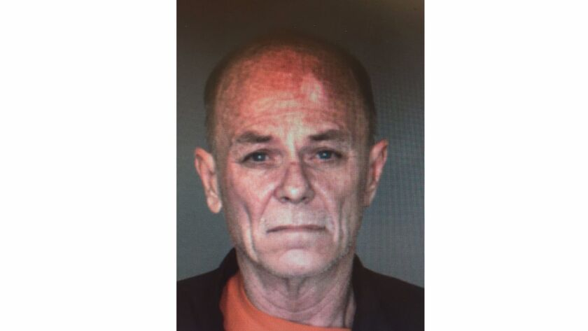 Monte Shultz, a Crestline resident, was arrested on suspicion of torture after officials say he beat and held a woman captive for two days.