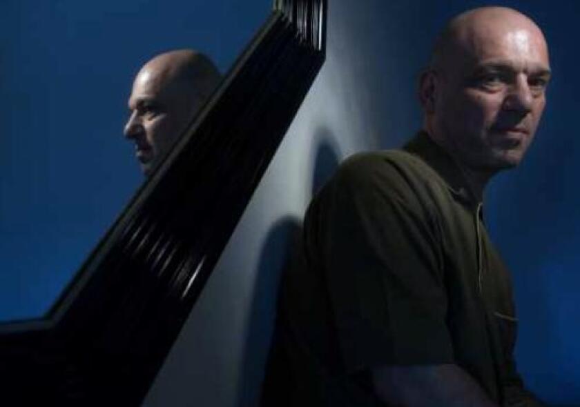 "LEADER: Arto Tunçboyaciyan calls his 12-piece ensemble's sound ""avant-garde folk."""