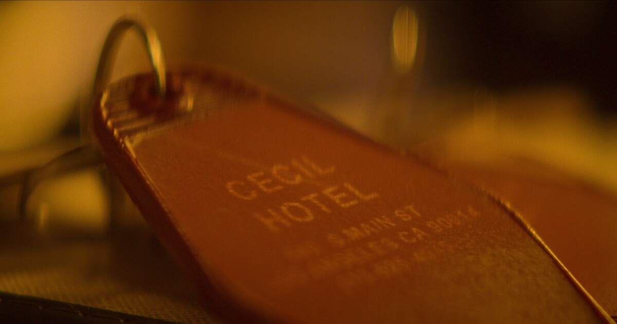 Why Netflix's Cecil Hotel series 'Crime Scene' is a misstep - Los Angeles Times