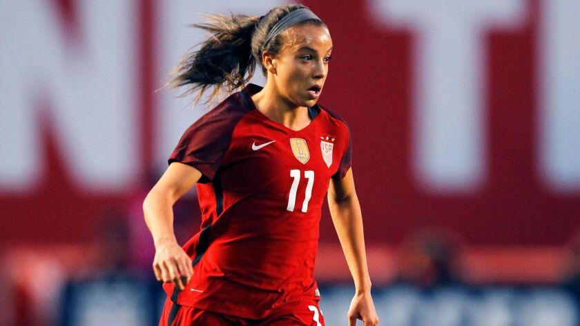 U.S. Women's National Team vs. Denmark