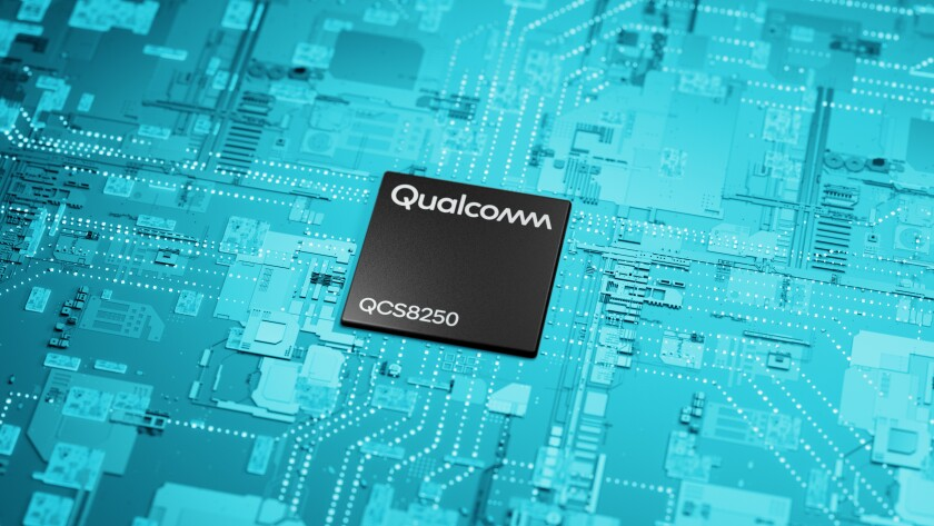 Qualcomm's new top tier Internet of Things processor