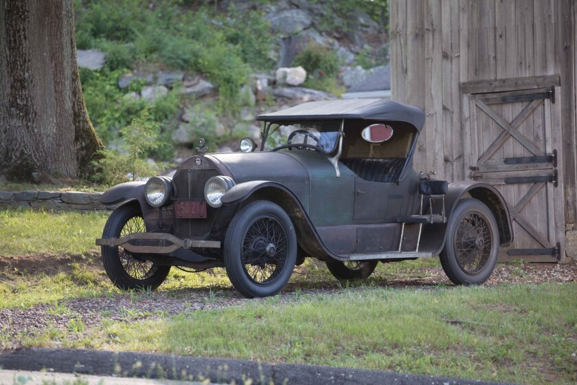 1921 Stutz Bearcat Barn Find