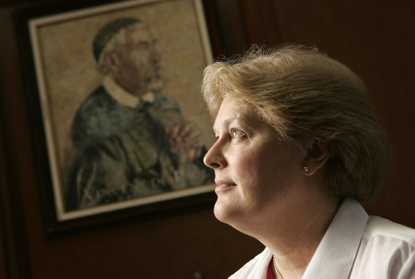 Patricia Cruise took over as president and CEO of Father Joe's Villages on Aug. 22, 2011.