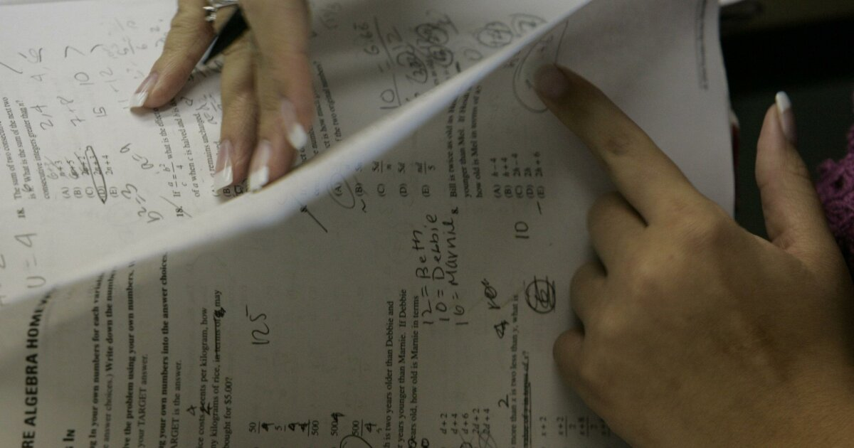 Teachers and experts question traditional ways of grading