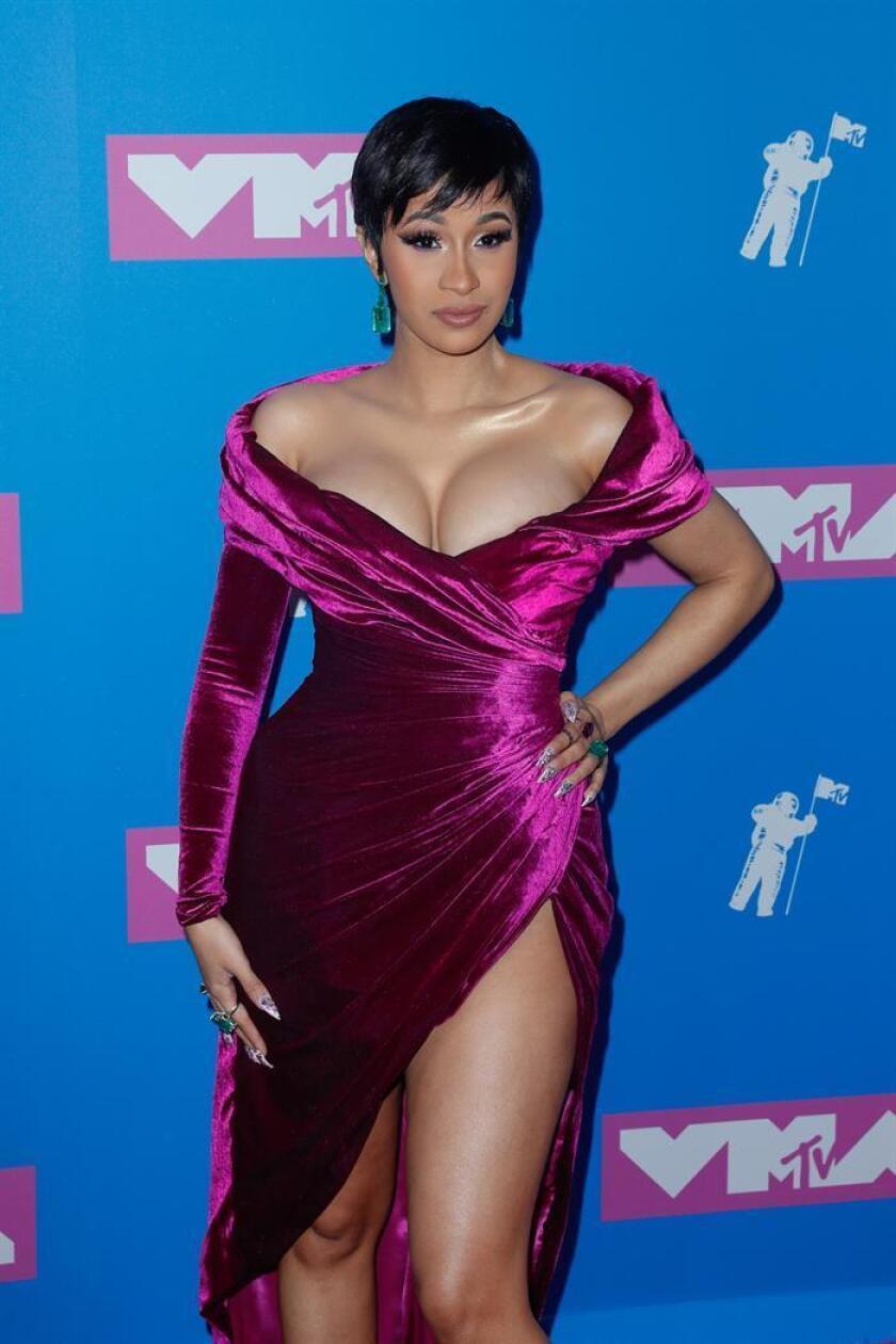 La rapera estadounidense Cardi B ha sido nominada al importante evento.