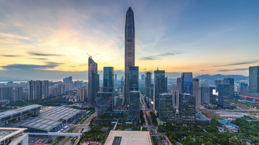 Air China is offering a round-trip fare from LAX to Shenzhen, China, for $497.