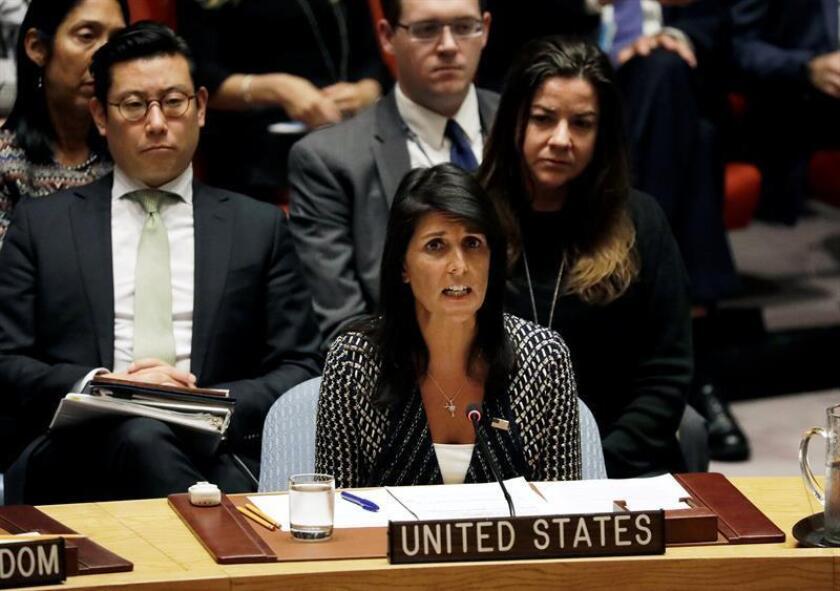 EE.UU. arremete contra Venezuela en la ONU, pero Rusia y China la respaldan