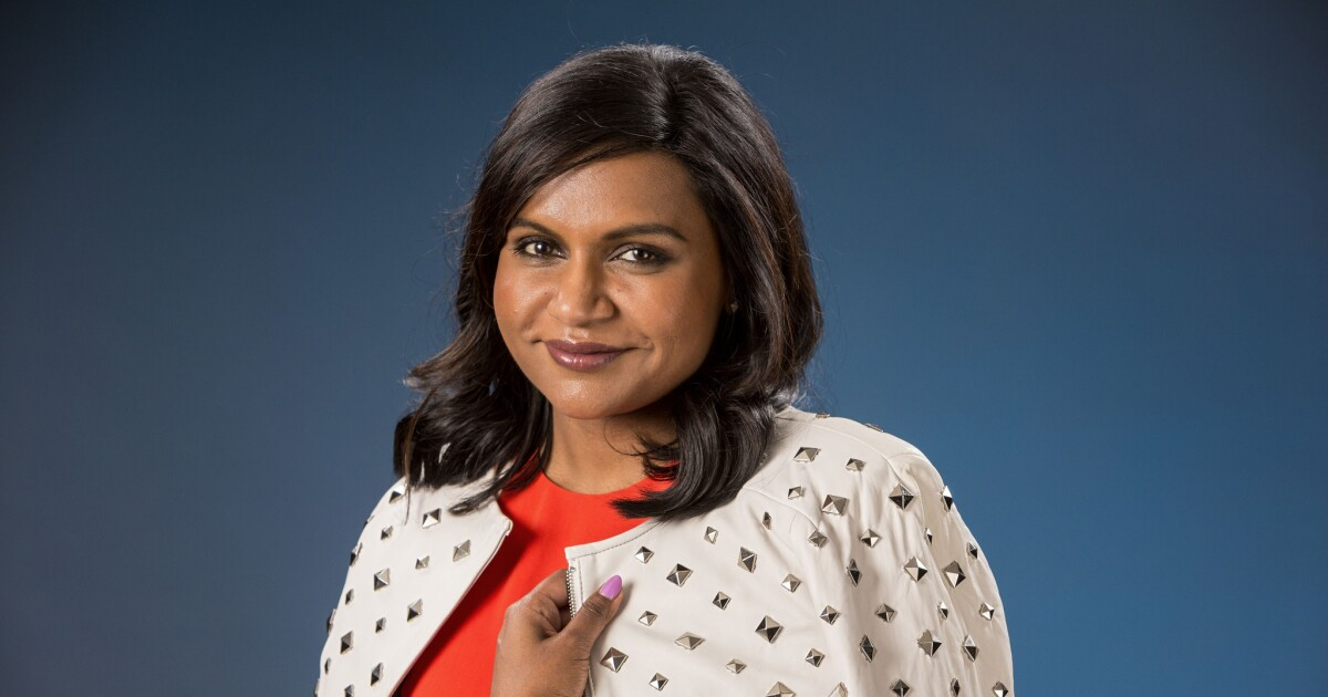 Mindy Kaling teams up with Reese Witherspoon for 'Legally Blonde 3'