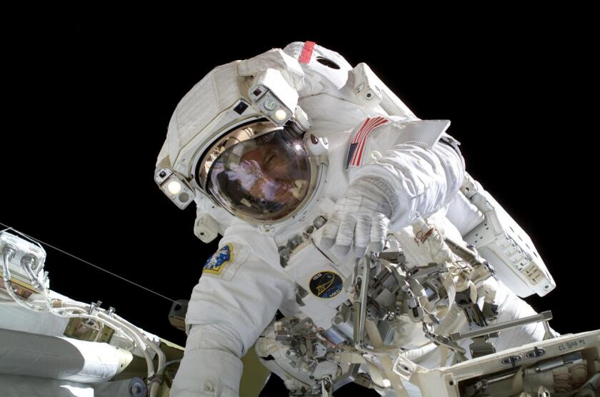 Michael López-Alegría is one of only 102 people to be inducted into the U.S. Astronaut Hall of Fame.