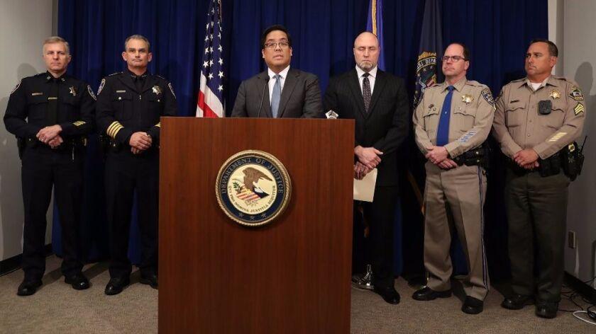 Hells Angels associates accused of racketeering, murder and