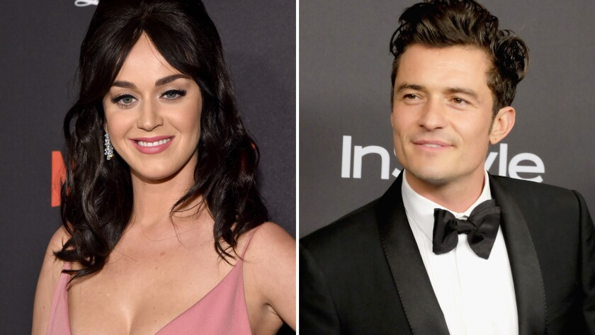 Katy Perry reportedly dating Orlando Bloom