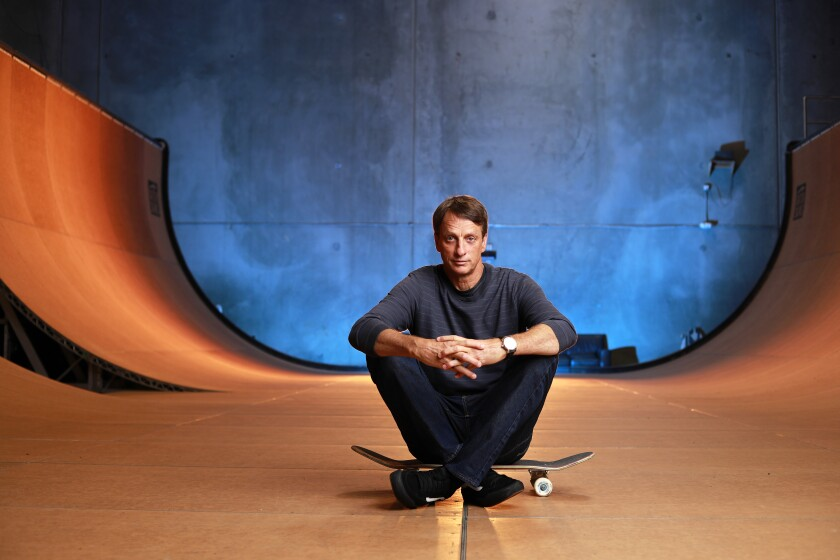 "Skateboarding legend Tony Hawk says fans have long asked him to remaster the early game in his ""Pro Skater""series."
