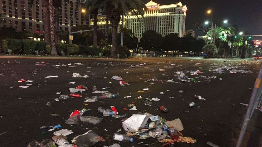 Vegas trash