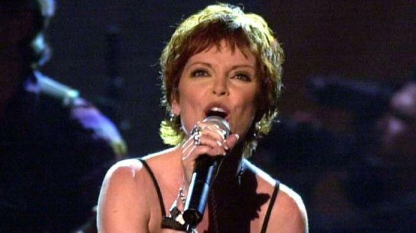 Pat Benatar is one of only two women who made the 2020 list of nominees for the Rock & Roll Hall of Fame. The other is the late Whitney Houston.