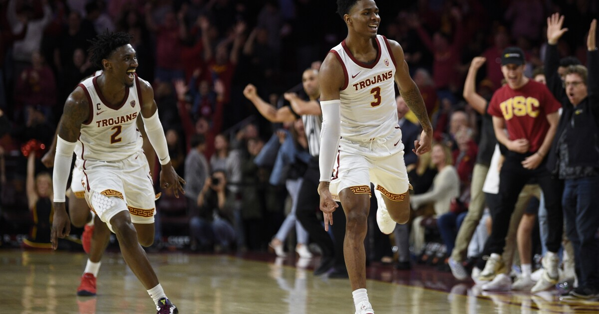 USC storms back from huge second-half deficit, stuns Stanford in overtime