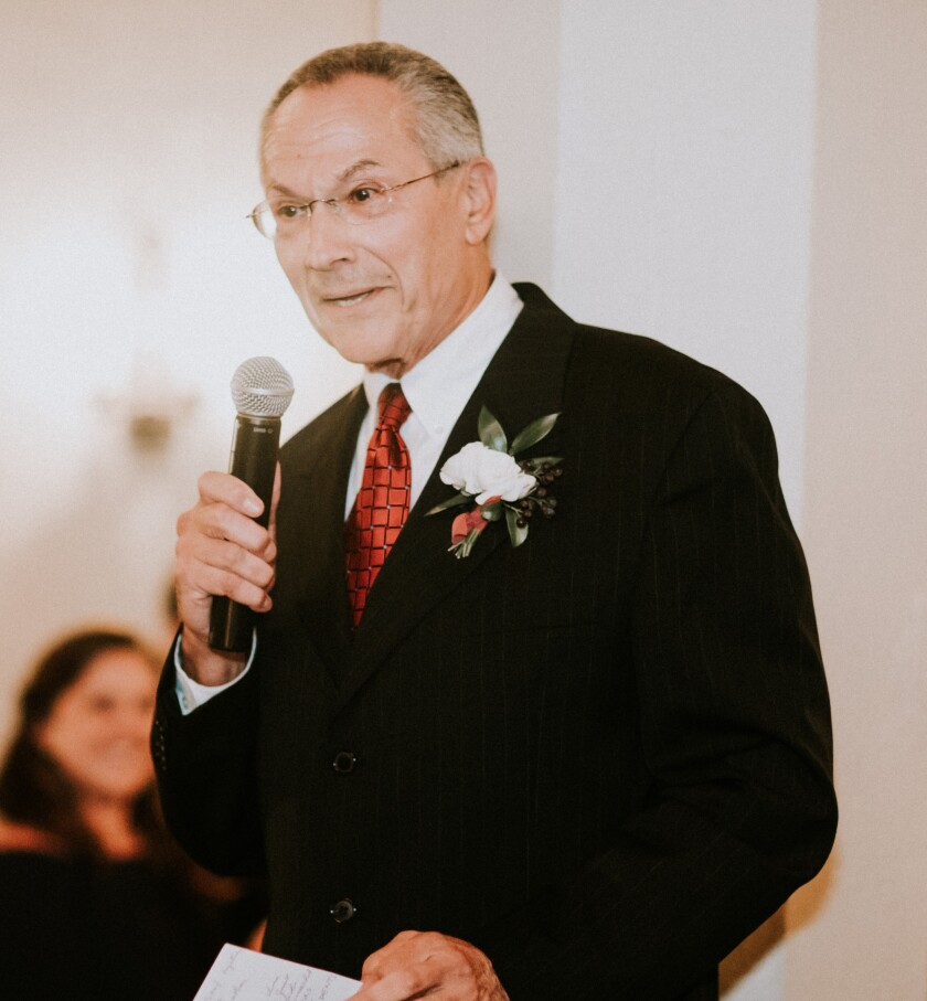 Richard Collato, former president and CEO of YMCA of San Diego County, died April 28, 2021. He was 77.