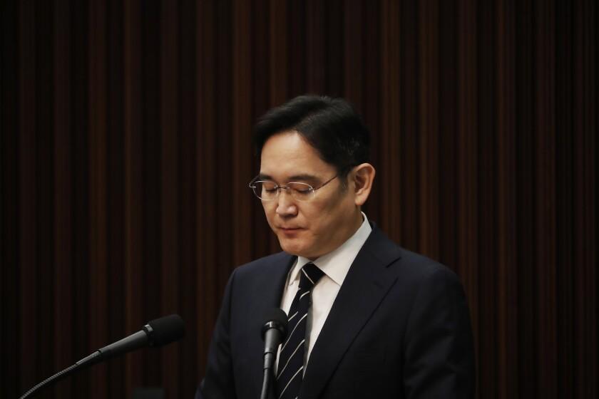 South Korea Samsung Electronics Lee