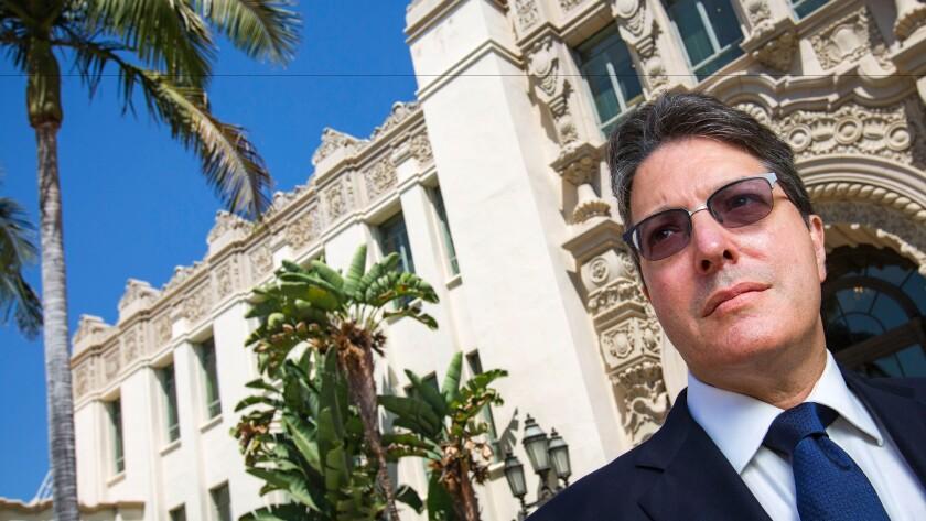 Beverly HIlls Mayor John Mirisch