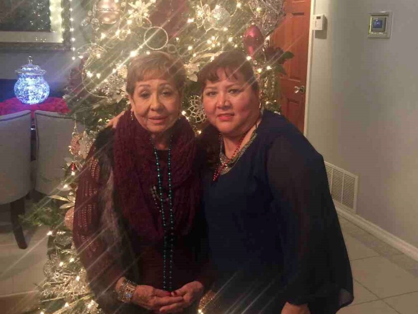 Carolina Tovar, 86, and her daughter Letty Ramirez, 54, died from COVID-19 on April 3.
