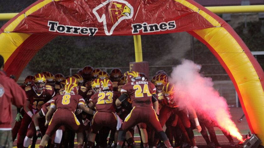 Torrey Pines clinched the Avocado League title with three crucial road wins in four weeks.
