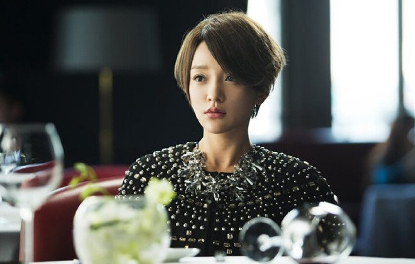 """Angie (Zhou Xun) wants a longtime friend to see her less as a bro and more as a potential paramour in """"Women Who Flirt."""""""