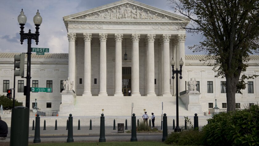 The justices' order on asylum seekers further indicates that President Trump is changing the way the Supreme Court functions.