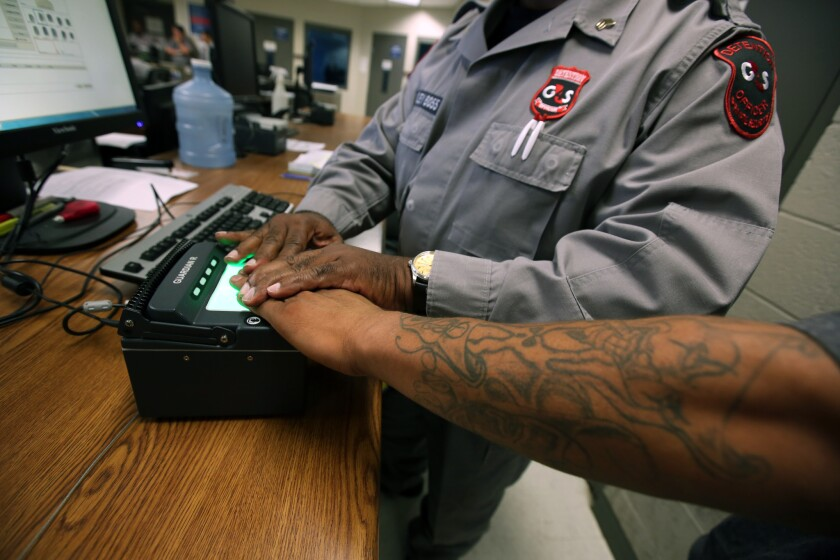ICE and undocumented immigrants in county jails