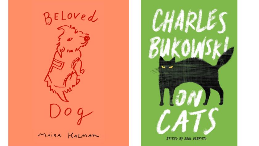 """Beloved Dog"" and ""Charles Bukowski On Cats"""