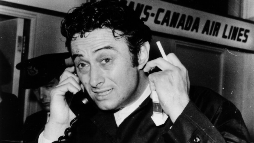 An undated photo of Lenny Bruce.
