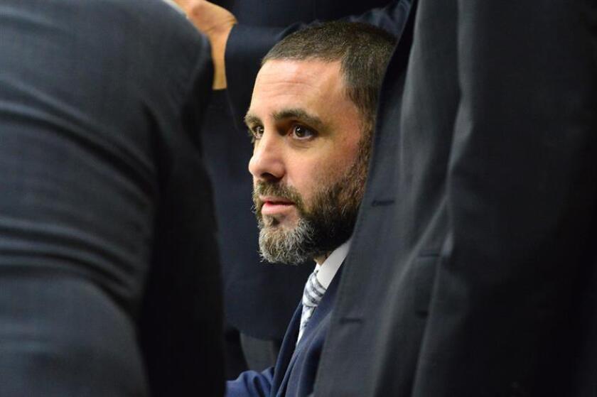 Un juez confirmó hoy que el juicio contra el español Pablo Ibar, que lleva 24 años preso por un triple asesinato cometido en Florida en 1994, comenzará el próximo 1 de octubre con la selección del jurado. EFE/Archivo