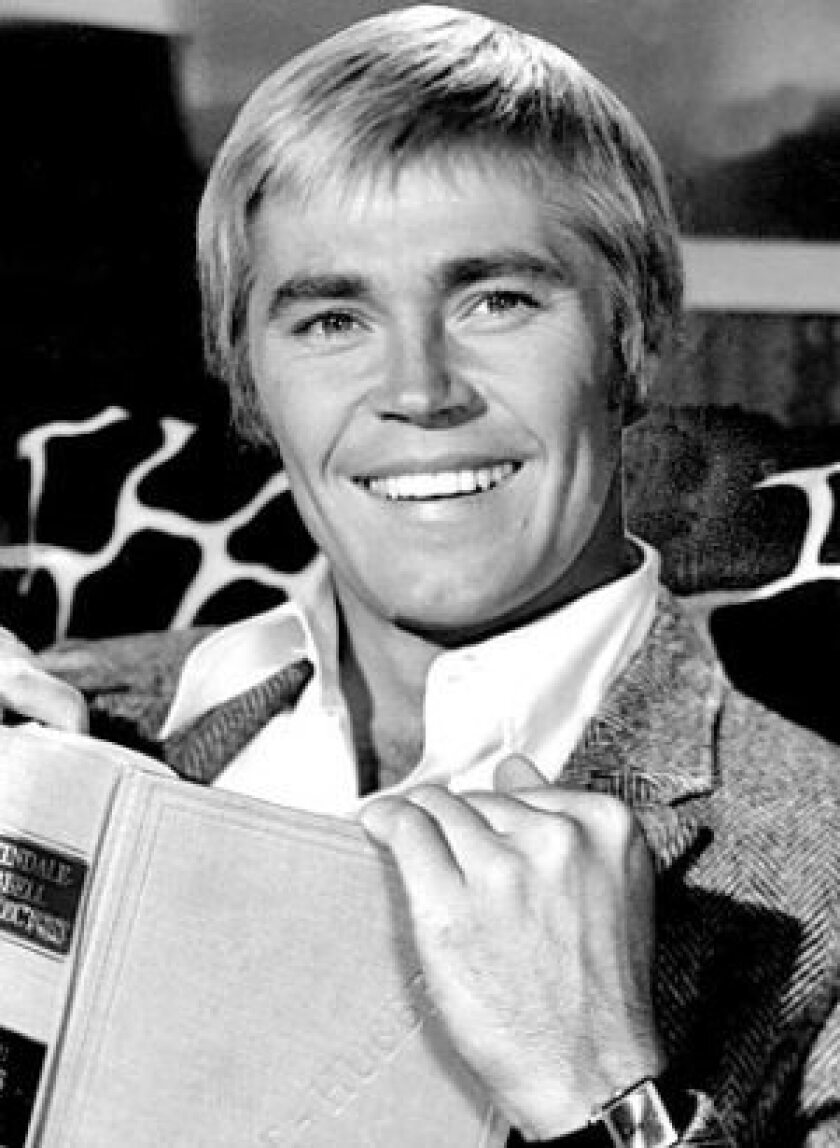 Dennis Cole in 1969