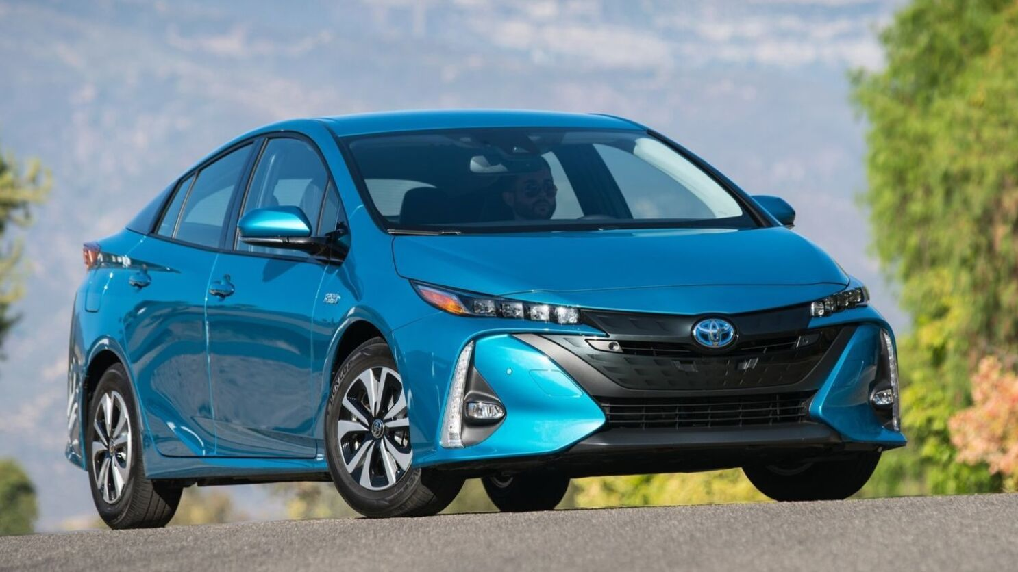 2018 Toyota Prius Prime Nothing Fancy Just 640 Miles On A Tank