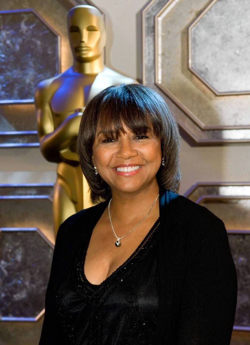 Cheryl Boone Isaacs is the new president of the Academy of Motion Picture Arts and Sciences.