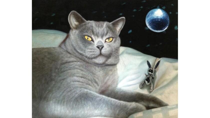 Cat Art Show LA 2