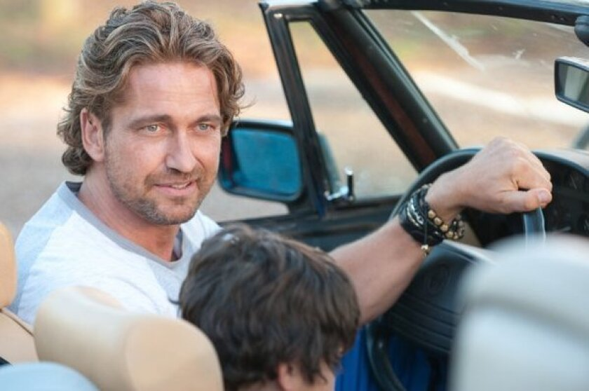 """Gerard Butler stars in """"Playing for Keeps,"""" which bombed at the box office this weekend."""