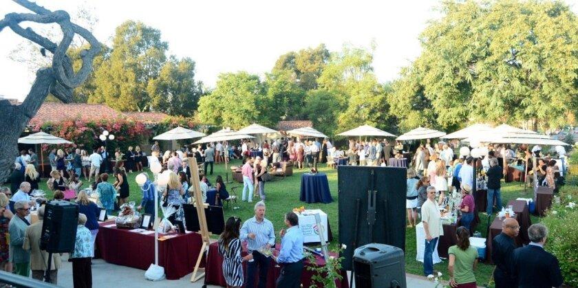 """The Rancho Santa Fe Rotary will hold its third annual """"Taste of Rancho Santa Fe"""" at The Inn at Rancho Santa Fe. Courtesy photo"""