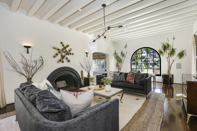 Hollywoodland home with decades of star appeal comes to market